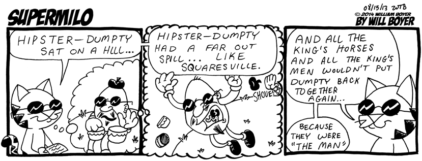 Hipster Dumpty