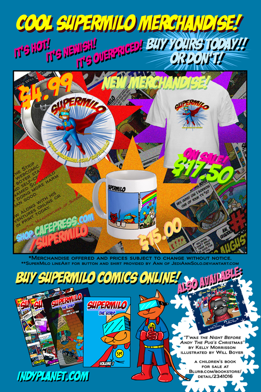 SuperMilo Advert Page